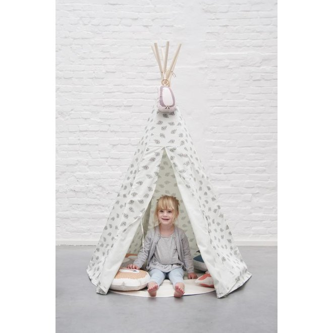 Tipi Tent - Blowfish | Trixie Baby