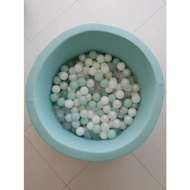 Ballenbad Mint  XL + 200 ballen  | MiiiMi