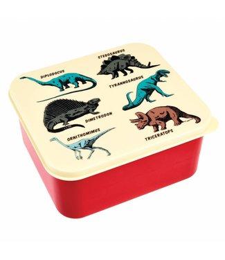 Rex Inter. Brooddoos / Lunchbox - Prehistoric Land   Rex