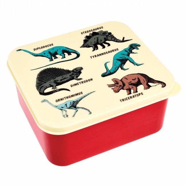 Brooddoos / Lunchbox - Prehistoric Land   Rex