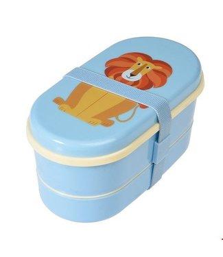 Rex Inter. Lunchbox / Brooddoos Bento - Charlie The Lion | Rex