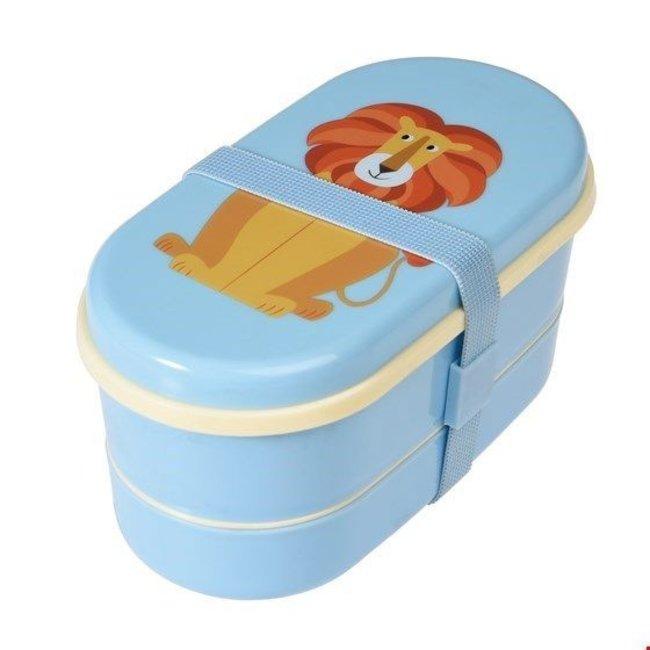 Lunchbox / Brooddoos Bento - Charlie The Lion   Rex