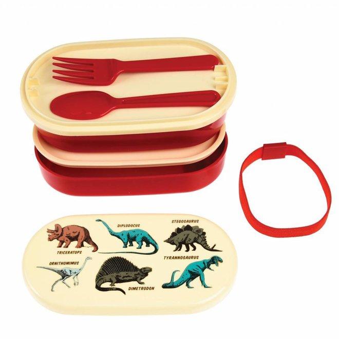 Lunchbox / Brooddoos Bento - Prehistoric Land | Rex