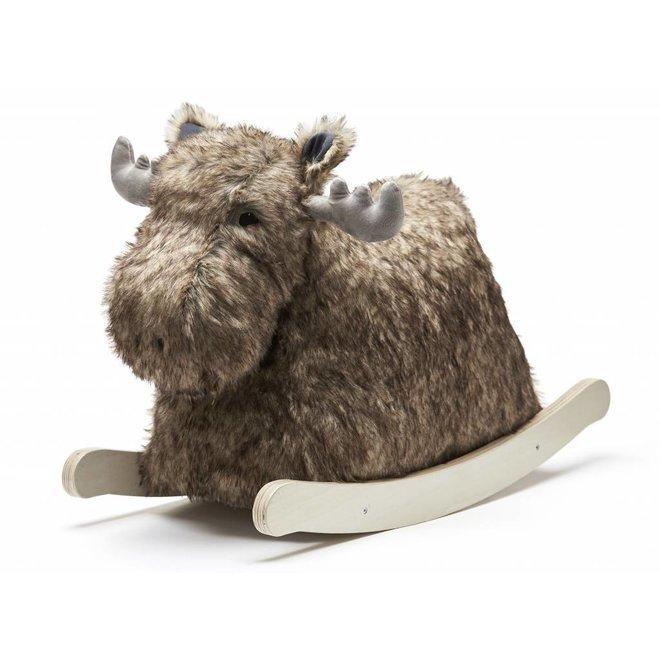 """Schommelpaard """"Bo The Rocking Moose""""   Kid's Concept"""