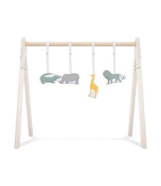 Jollein Baby Gym Speeltjes Safari | Jollein