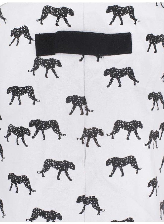 "Opbergmand XL ""Leopard""   Jollein"