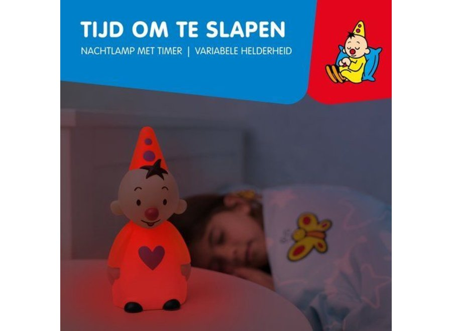 Slaaptrainer Met Nachtlampje Bumba | Zazu