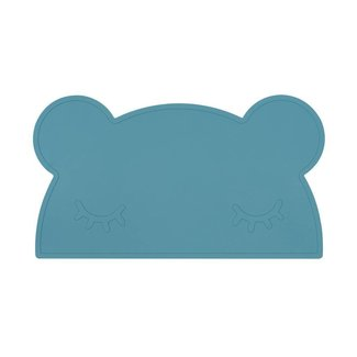 We Might Be Tiny Placemat Bear Schemer Blauw | We Might Be Tiny