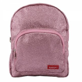 Bakker made with Love Rugtas Mini Glitter Pink | Bakker made with love
