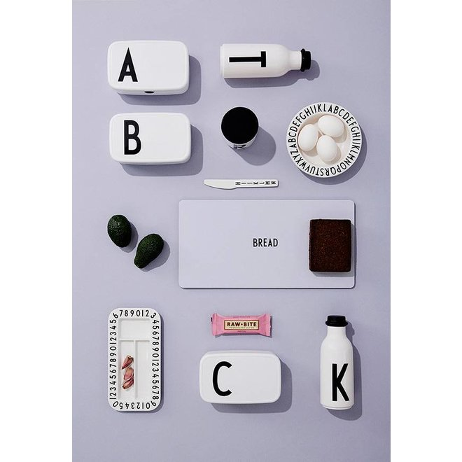 Drinkfles A-Z | Design Letters