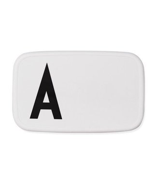 Design Letters Lunchbox / Brooddoos  A-Z | Design Letters