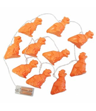 House of Disaster T-Rex Led Lampjes Verlichting Oranje | House of Disaster