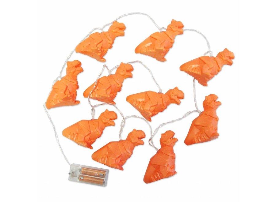 T-Rex Led Lampjes Verlichting Oranje | House of Disaster