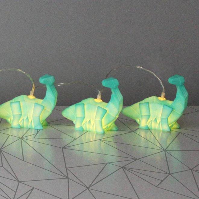 T-Rex Led Lampjes Verlichting Groen | House of Disaster