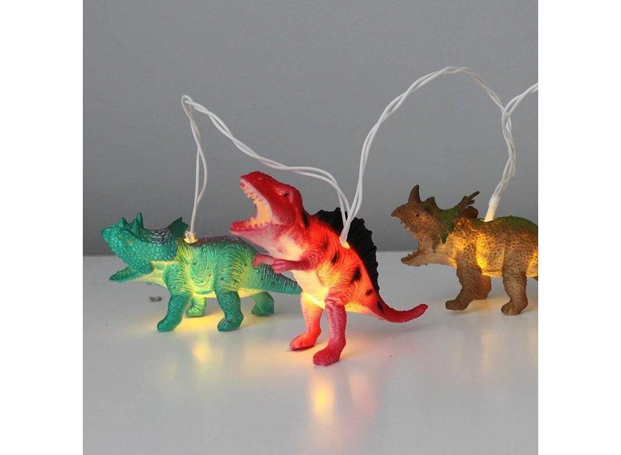 Lichtsnoer Heldere Dinosaurussen | House of Disaster
