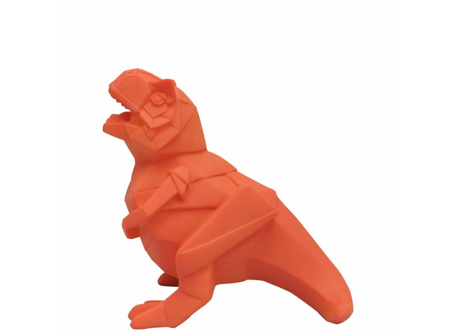 Mini Led-Lamp Dinosaurus Oranje | House of Disaster
