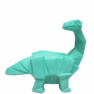 House of Disaster Mini Led-Lamp Dinosaurus Groen | House of Disaster