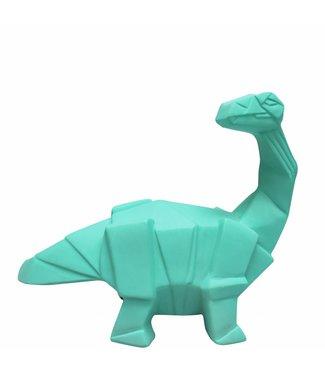 House of Disaster Mini Led-Lamp Dinosaurus Groen | House of Disaster
