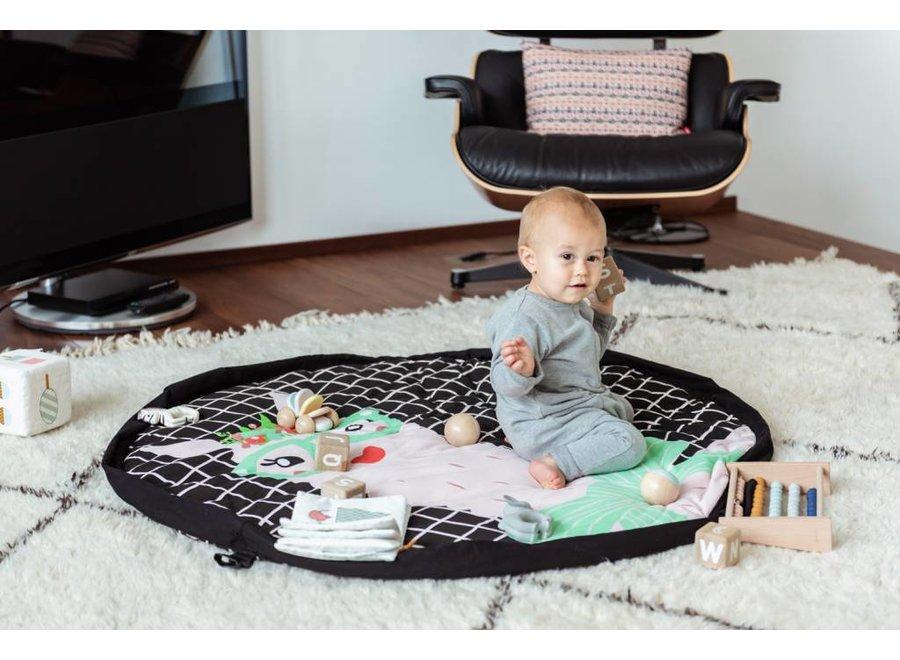 Opbergzak en speelmat - Lama   Play&Go
