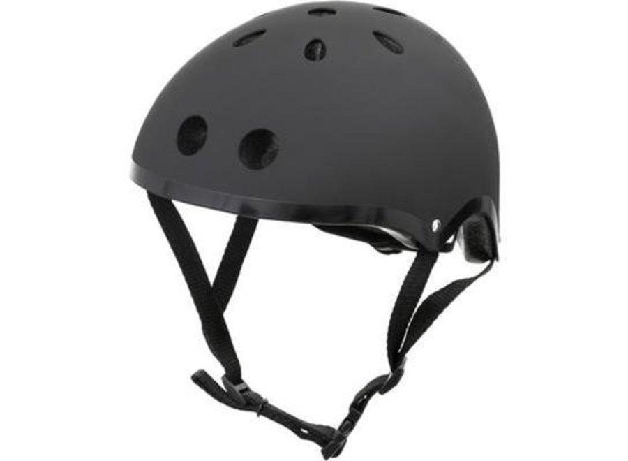Skate- & Fietshelm Black   Mini Hornit