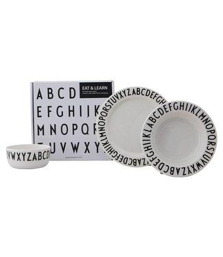 Design Letters Servies Cadeaubox | Design Letters