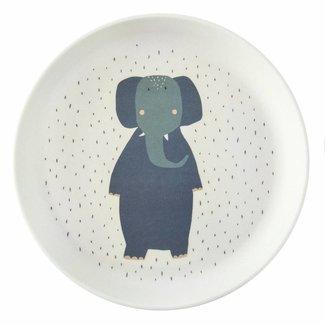 Trixie Baby Bordje Mrs. Elephant