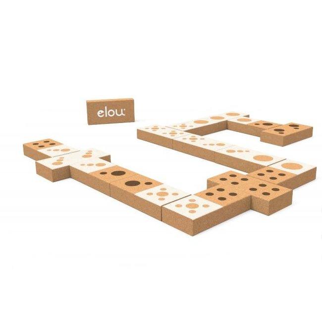 Kurken Dominospel – Zwart/Wit