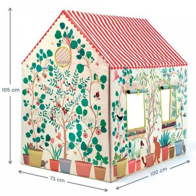 Speelhuis 105x73x100 cm