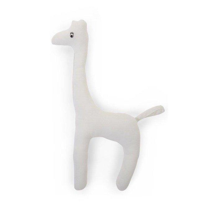 Baby Giraf Knuffel – Jersey White