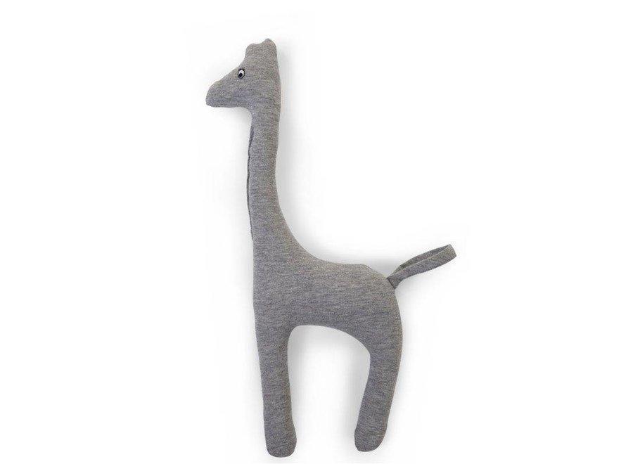 Baby Giraf Knuffel – Jersey Grey
