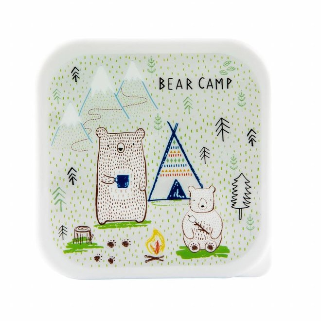 Brooddoos Bear Camp | Sass & Belle