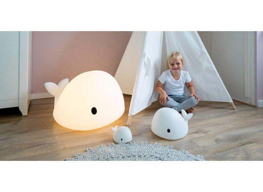 Nachtlampje – Moby Large
