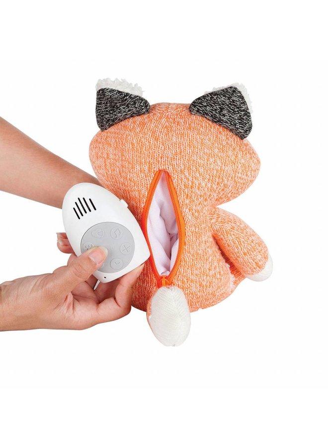 Hartslagknuffeltje – Vosje Robin Oranje