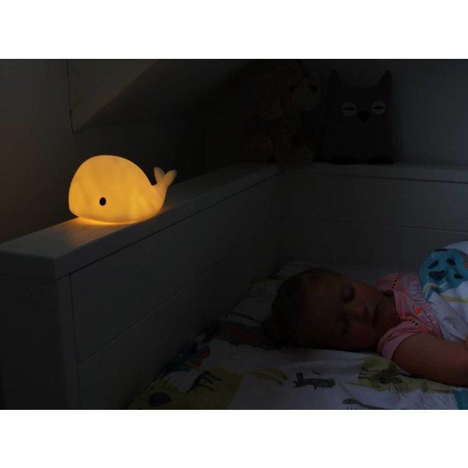 Nachtlampje – Moby Small