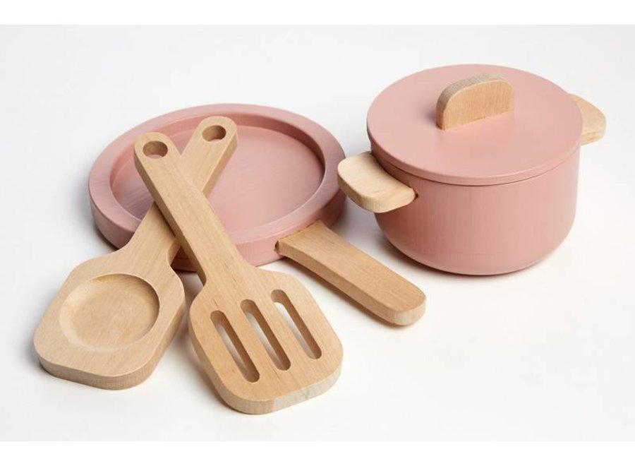 Pot & Pan – Set van 4 stuks