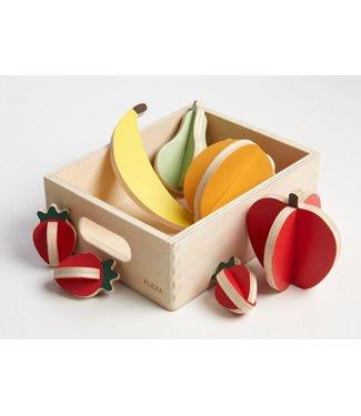 Flexa Fruit – Set van 8 stuks