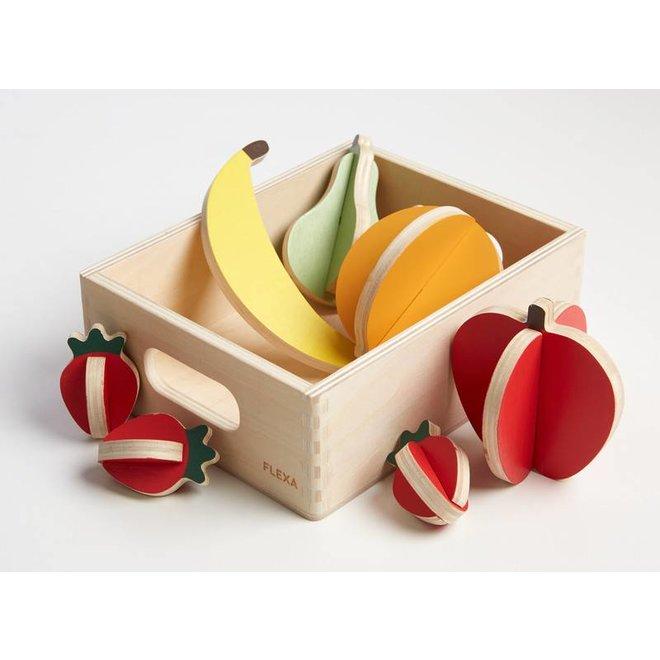 Fruit – Set van 8 stuks