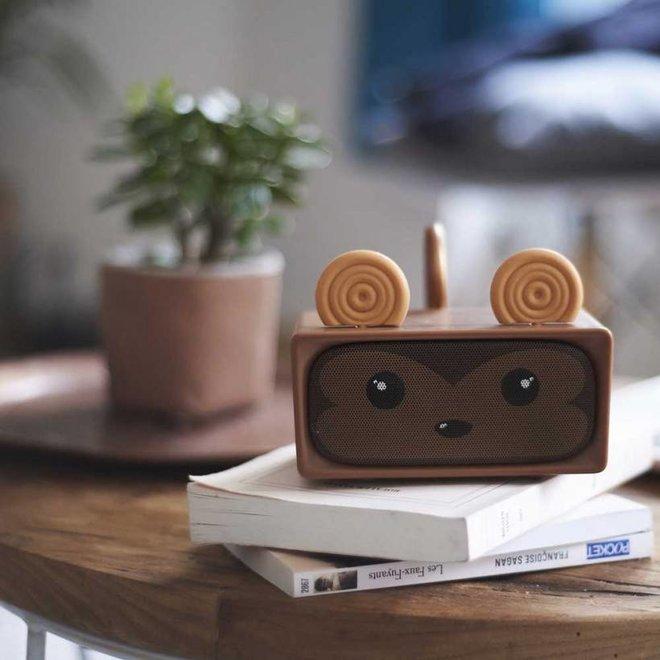 Adorable Bluetooth Luidspeaker – Aap