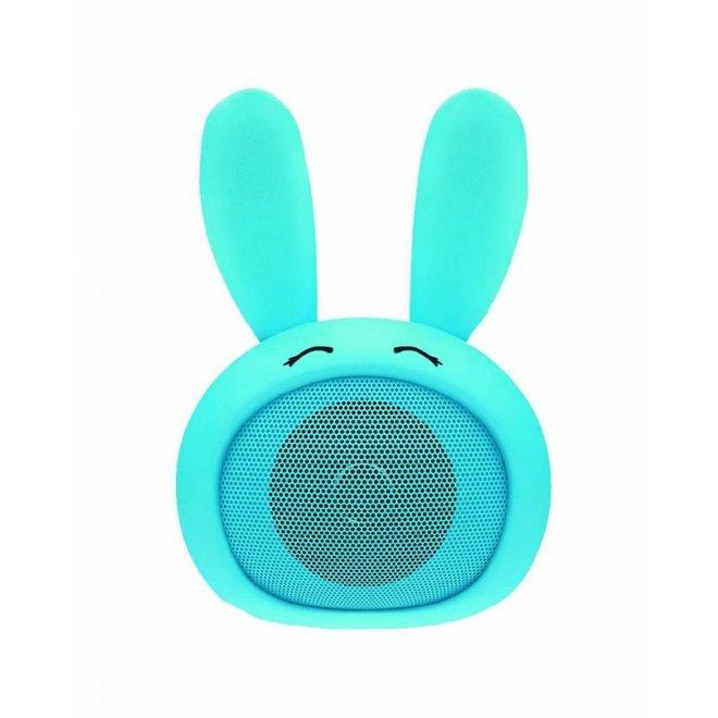 Konijn Cutty Turquoise – Bluetooth Luidspreker