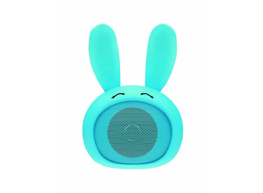 Konijn Cutty Turquoise – Bluetooth Luidspreker