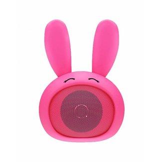 MOB Konijn Cutty Roze – Bluetooth Luidspreker