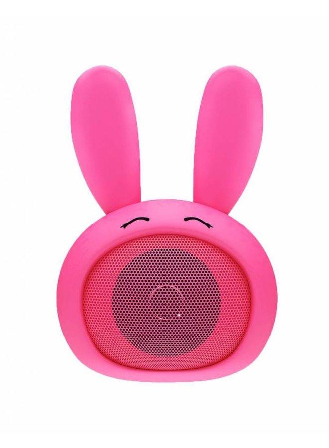 Konijn Cutty Roze – Bluetooth Luidspreker