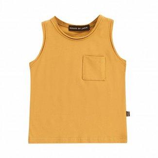 House of Jamie Tanktop – Honey Mustard