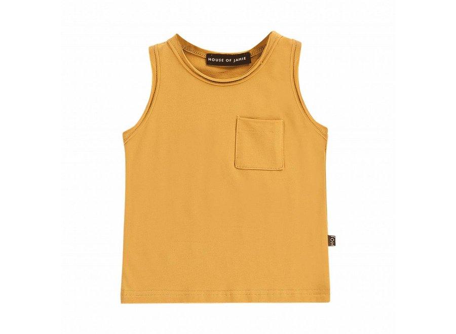 Tanktop – Honey Mustard