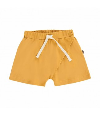 House of Jamie Crossover Shorts – Honey Mustard