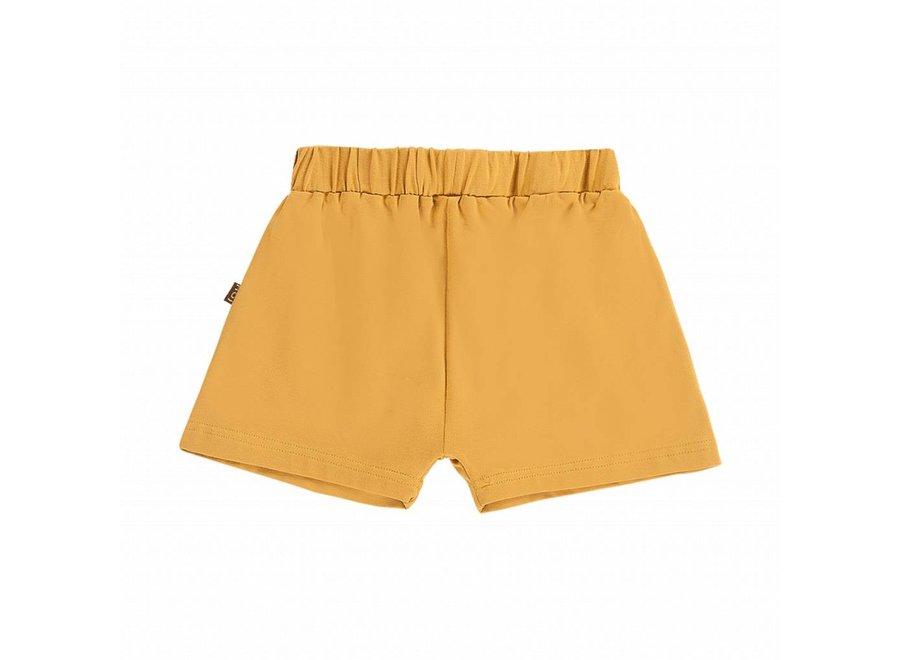 Crossover Shorts – Honey Mustard