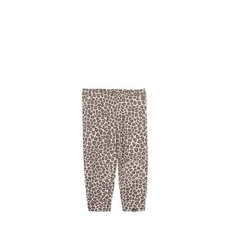 House of Jamie Knee Pad Legging – Caramel Leopard