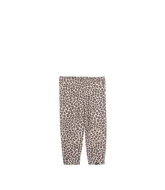 House of Jamie Knee Pad Legging – Caramel Leopard