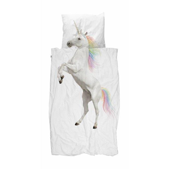 Dekbedovertrek Unicorn   Snurk