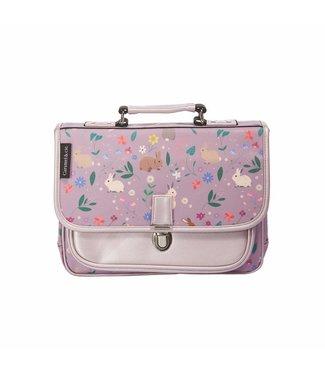 Caramel & Cie. Boekentas Les lapins violets - Mini